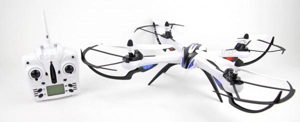 R10/X6 Tarantula 2.4GHZ 4 KANAL RC Quadrocopter Drohne