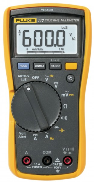 Digital-Multimeter FLUKE 117