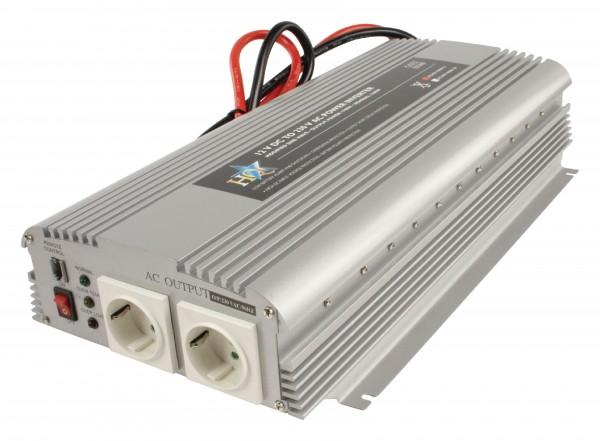Wechselrichter 12 VDC - AC 230 V 1700 W