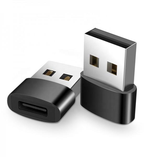 USB A auf USB C Adapter Konverter
