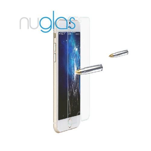 Nuglas iPhone 6 6s Panzerfolie Schutzglas Panzerglas Schutzfolie echt Glas 9H