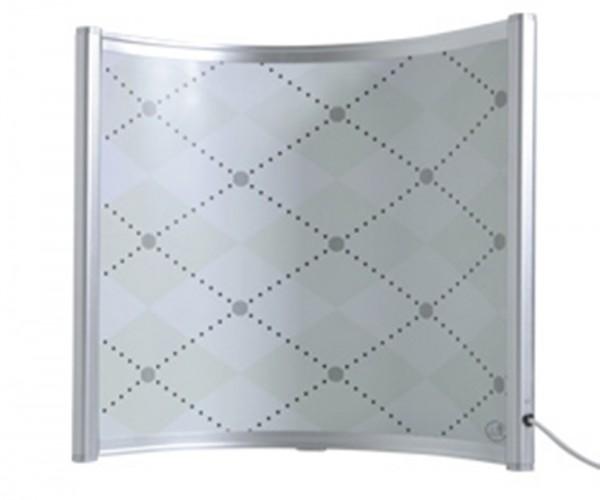 Büroheizung Bogenheizung Panel 300 W