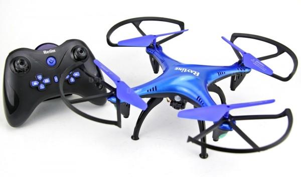 Funtom 6 HD Quadrocopter