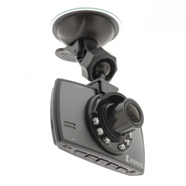 Dashcam Full HD 1080p