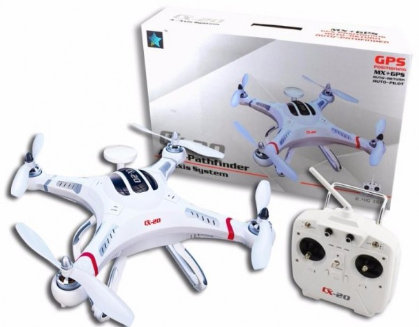Cheerson CX-20C HD Quadrocopter