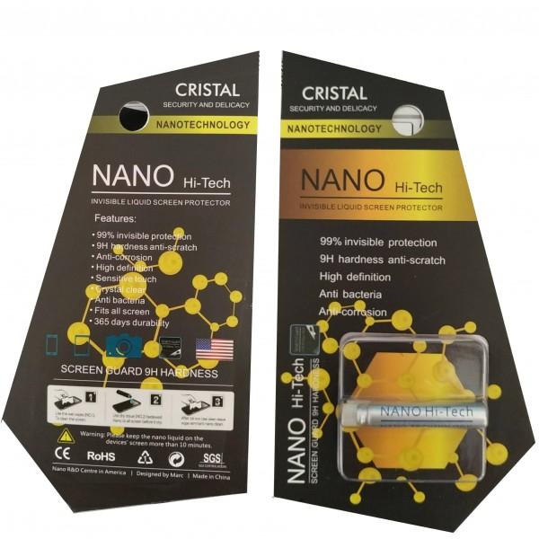Flüssiger Nano Displayschutz