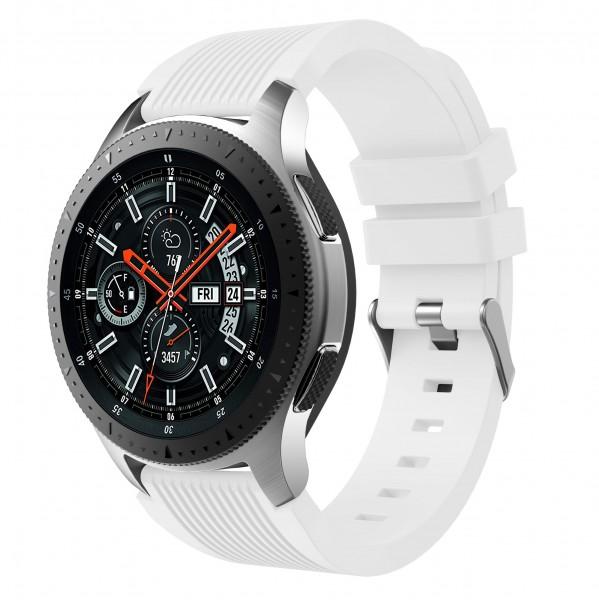 Samsung Galaxy Watch 46mm 42mm Gear S2 Classic Gear S3 Armband Silikon