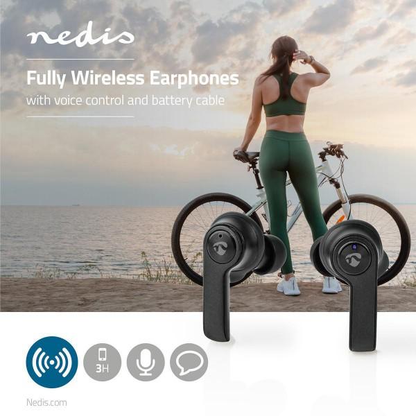 Vollständig kabelloser Bluetooth®-Ohrhörer