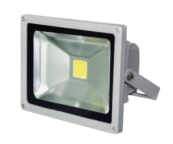 LED Flutlicht 20 W 1400 lm Silber