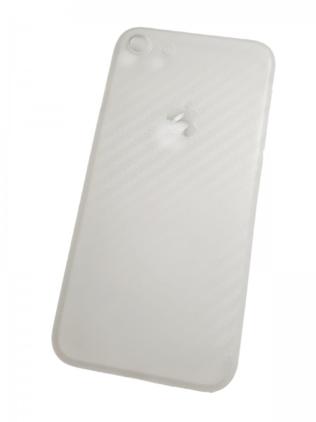 Ultraslim Schutzhülle Carbon für iPhone 7,8, X, Xr, Xs