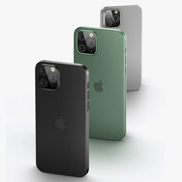 Ultraslim Schutzhülle case bumper iPhone 12, 12 mini, 12 Pro, 12 Pro Max ultra dünn