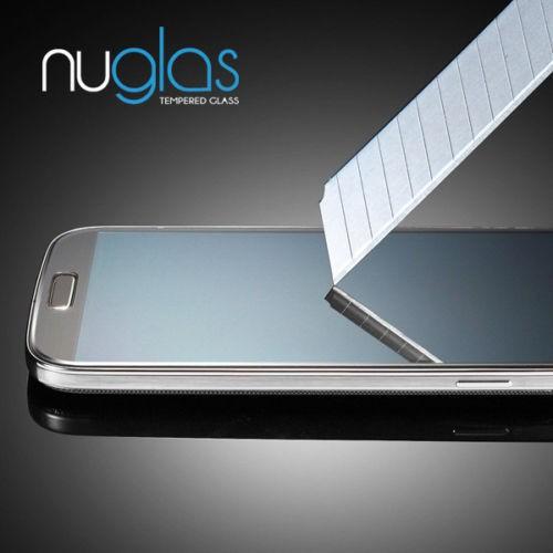 nuglas Samsung Galaxy S4 Schutzglas Panzerglas Displayschutz echt Glas Folie 9H