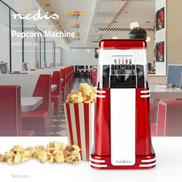 Popcorn-Maschine Heißluft 1200 W