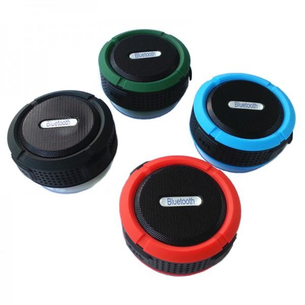 Bluetooth Lautsprecher Wasserdicht Outdoor Dusche
