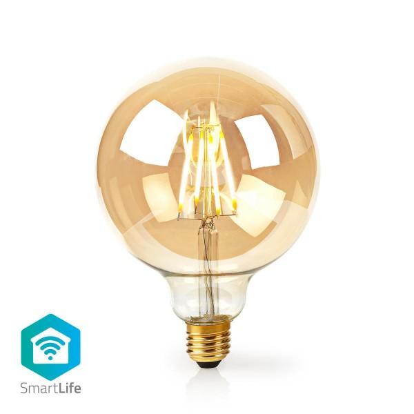 WLAN-Smart-LED-Filament-Lampe E27 125 mm 5 W 500 lm