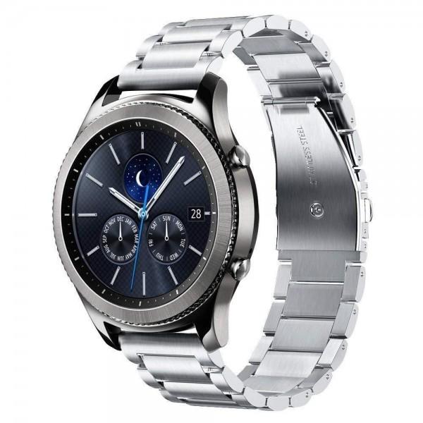 22mm Edelstahl Uhren Armband
