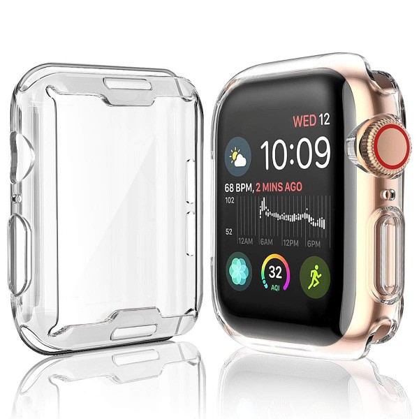 Silikon Hülle Ultraslim Case für Apple Watch Series 1 2 3 4 Full Cover Schutzhülle