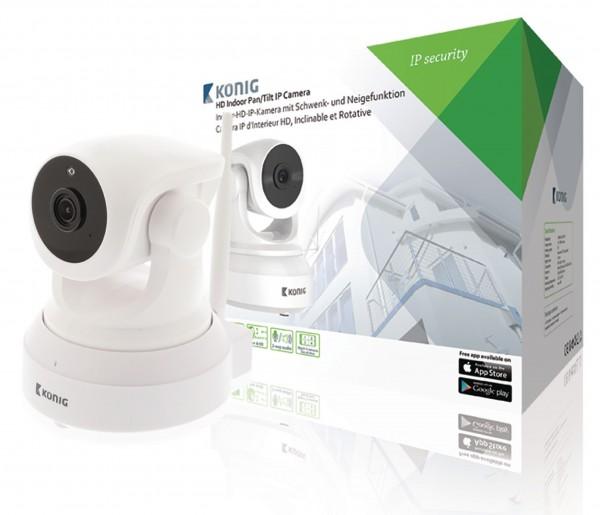 HD Bewegliche IP-Kamera Innenbereich 1280x720
