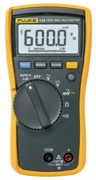Digital Multimeter Fluke 114